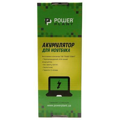 Аккумулятор для ноутбука ACER Aspire 4551 (AR4741LH, GY5300LH) 10.8 V 4400mAh PowerPlant (NB410132)