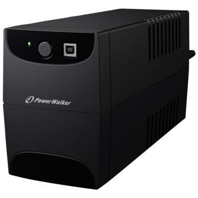 Джерело безперебійного живлення PowerWalker VI 650 SE USB (10120048)