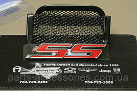 Chevrolet Camaro 2010-15 эмблема значок SS на багажник новый оригинал