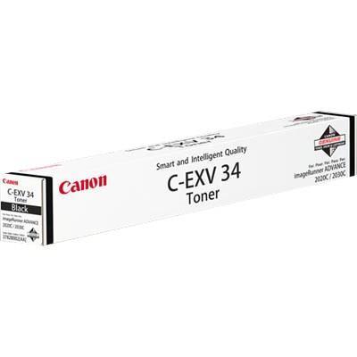 Тонер Canon C-EXV34 Black (для iRC2020/2030) (3782B002AA)