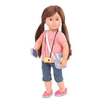Лялька Our Generation DELUXE Різ 46 см (BD31044ATZ)
