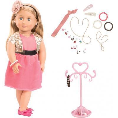 Кукла Our Generation Адра с украшениями 46 см (BD31080Z)
