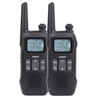 Портативная рация Agent AR-R8 Twin Pack комплект 2 шт (AR-R8_2)