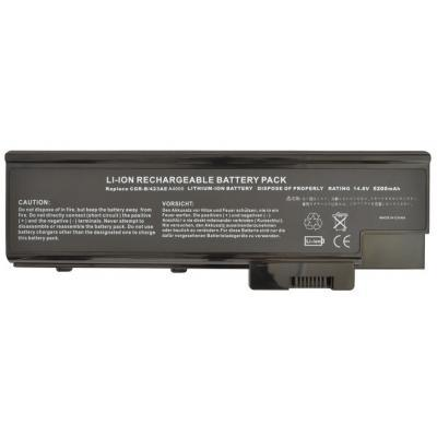 Аккумулятор для ноутбука Alsoft Acer LIP-4084QUPC 5200mAh 8cell 14.8V Li-ion (A41147)