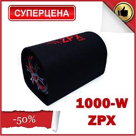 Активный сабвуфер бочка ZPX 1000W Колонка ZPX+ BLUETOOTH