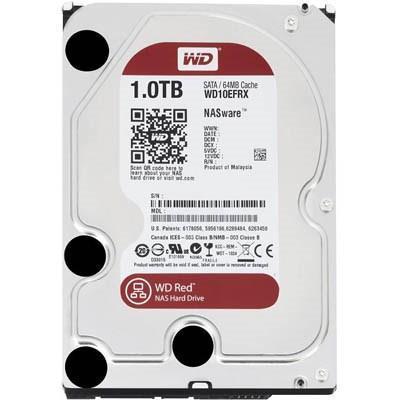 "Жорсткий диск 3.5"" 1TB WD Red (WD10EFRX)"