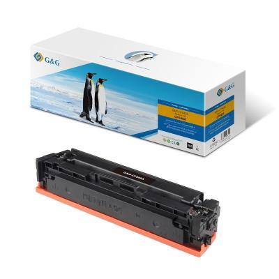 Картридж G&G для HP CLJ M280/M281/M254 Black 1.4К (G&G-CF540A)
