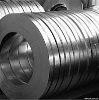 Лента стальная 0,1х8, 0,15х16, 0,2х16, 0,2х22, 0,25х25 марки стали 65Г 2ПС