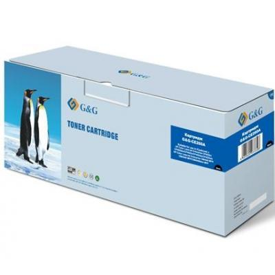Картридж G&G для HP LJ M5025/M5035 Black (G&G-Q7570A)