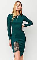 S, M, L   Вечернее зеленое женское платье Shardone