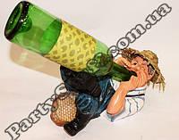 Подставка для бутылки Крестьянин