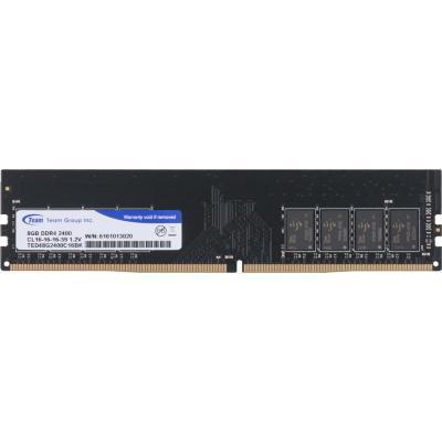 Модуль пам'яті для комп'ютера DDR4 8GB 2400 MHz Team Elite (TED48G2400C1601)