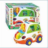 Развивающая логическая игрушка Автошка JT 9198 Доставка из Харькова