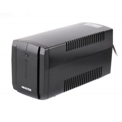 Джерело безперебійного живлення Maxxter MX-UPS-B1200-02