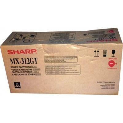 Тонер SHARP MX 312GT (25K) AR5726/5731/MXM260 (MX312GT)
