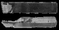 Резцы напайные отрезные, правые ГОСТ 18884-73