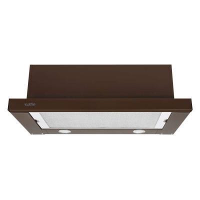 Вытяжка кухонная VENTOLUX GARDA 50 BR (750) SMD LED