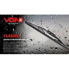 """Щетки стеклоочистителя VOIN-605-24 каркасные VOIN-24"""" 600 мм (TP405-SW-24"""") CLASSIC (V-WB24-600), фото 2"""