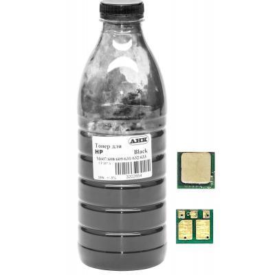 Тонер HP LJ Enterprise M607/608/609 330г Black+ chip AHK (3202743)