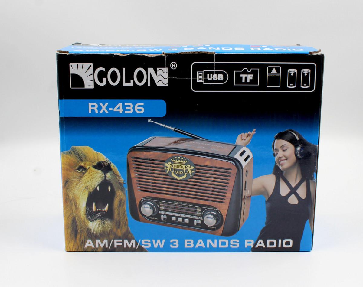 Радіо 436 RX