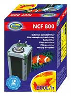 Внешний фильтр для аквариума AquaNova NCF-800 до 200л.