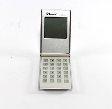 Калькулятор KK 2511 (под замену акб), фото 2
