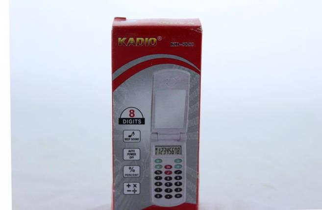 Калькулятор КК 5853, фото 2