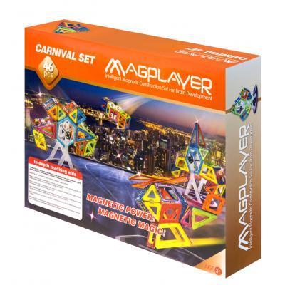 Конструктор Magplayer Набір 46 елементів (MPB-46)