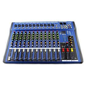 Аудіо мікшер Mixer 12USB CT12 Ямаха 12 канальний (Арт:6820/5682)