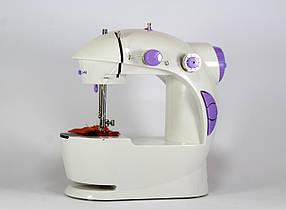 Швейна машинка FHSM 201 з адаптером