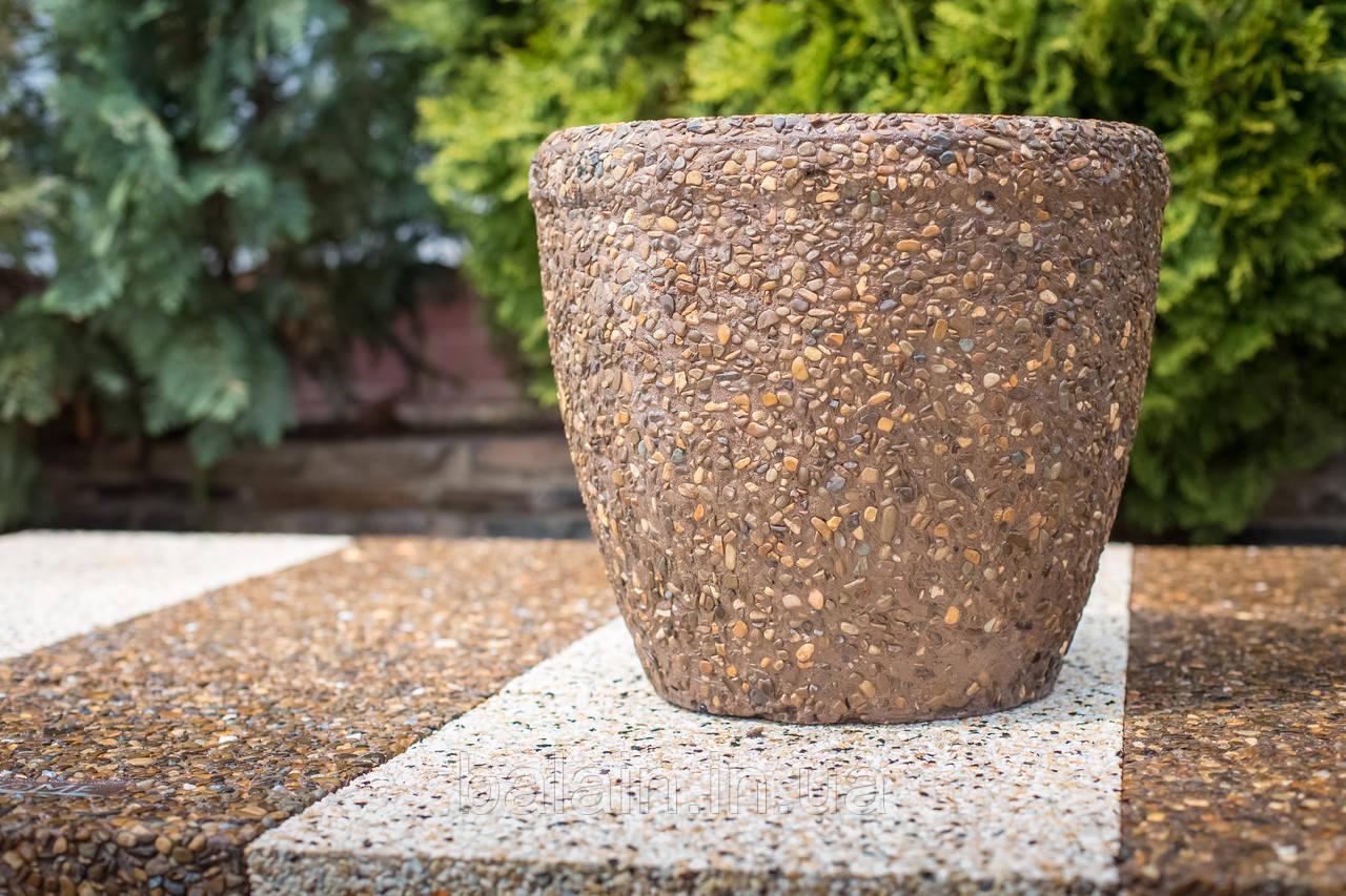 Мытый бетон вазон купить залить бетон полы