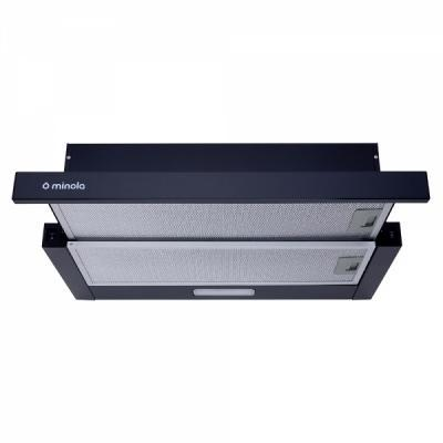 Вытяжка кухонная MINOLA HTL 6214 BL 700 LED