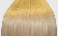 Натуральные волосы  50 см Блонд 613