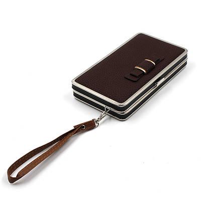 Гаманець, портмоне Baellerry N1228 (Коричневий), фото 2