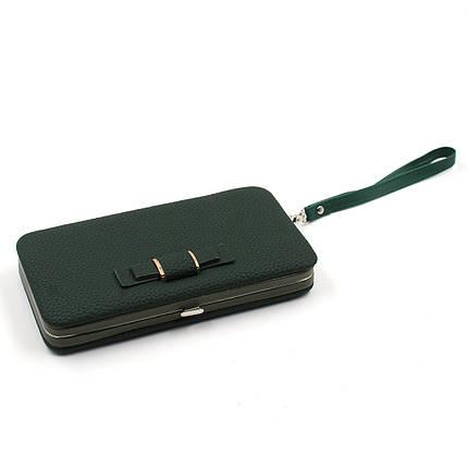 Гаманець, портмоне Baellerry N1330 (Чорний), фото 2