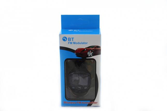 FM трансмітер MOD. CM S10 BT, фото 2