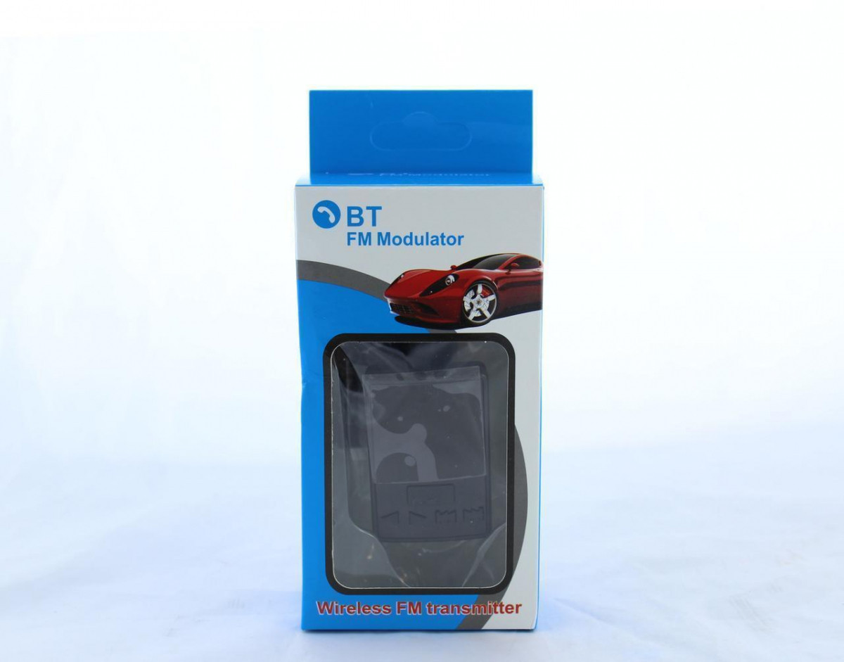 FM трансмітер MOD. CM i10A BT (3312)