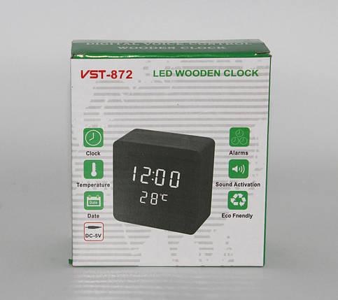 Часы VST 872 Зелёные, фото 2