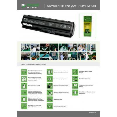 Аккумулятор для ноутбука Toshiba Qosmio F60 (PA3757U-1BRS, TA3757LH) 11.1 V 5200mAh PowerPlant (NB510337)