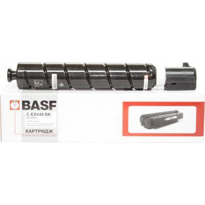 Тонер-картридж BASF Canon iR-C3320/3325/3330 аналог 8524B002 (BASF-KT-EXV49BK)