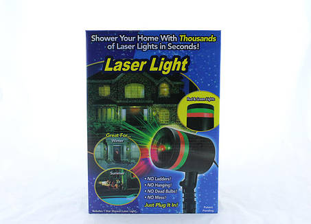 Диско Laser Shower Light 908, фото 2