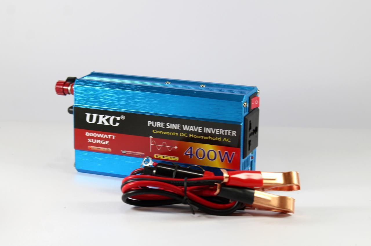Перетворювач синусоїда (модифікована) AC/DC sine пікова потужність 400W