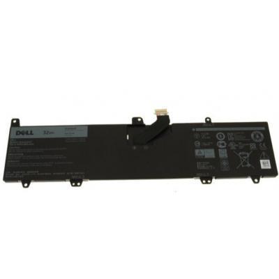 Аккумулятор для ноутбука Dell Inspiron 11-3162 0JV6J, 32Wh (4013mAh), 2cell, 7.6 V, Li-ion, (A47304)