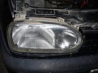 Фара Гольф 3 на 2 лампы левая правая б/у