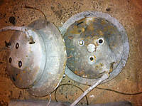 Барабан тормозной задний в сборе Таврия Славута ЗАЗ 1102 1103