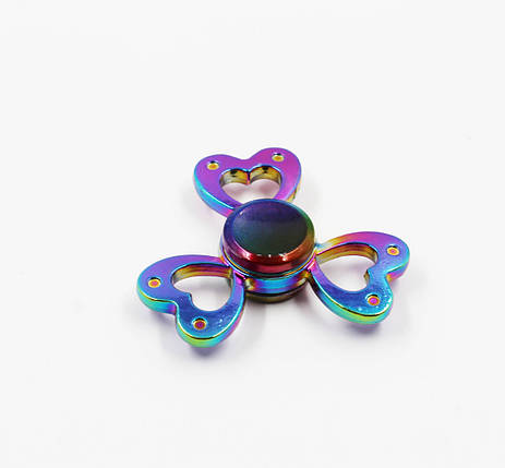 Toy Spinner UK Металлический спинер X2, фото 2