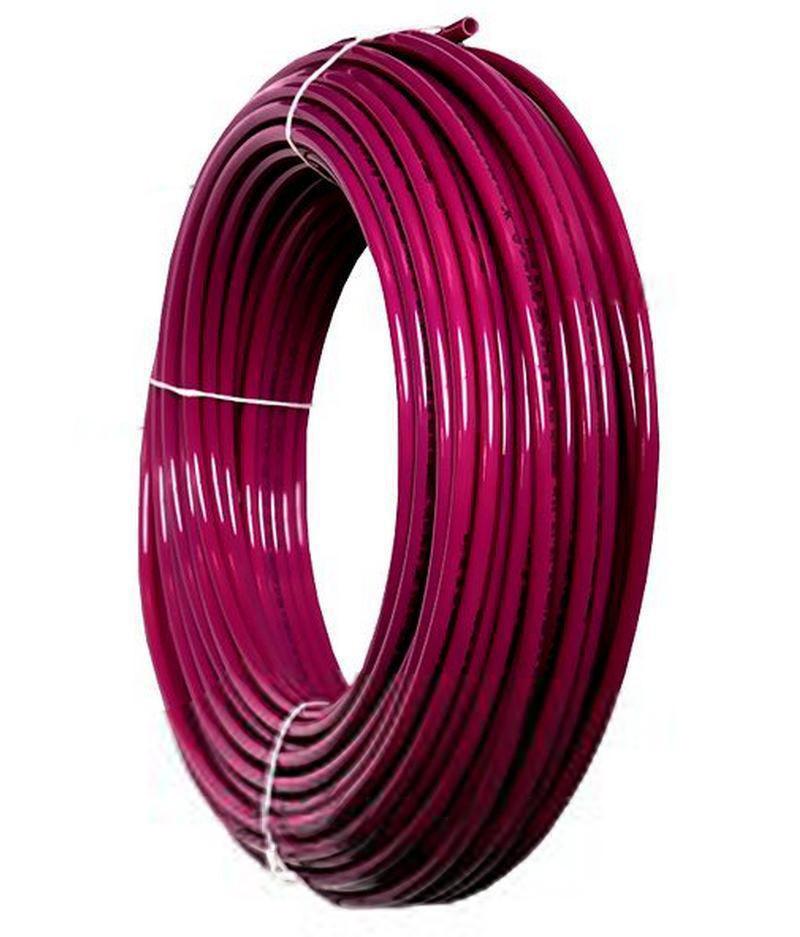 Труба REHAU Rautitan 16х2 PEX-a/EVOH (PINK) для теплого пола,бухта 120м.