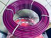 Труба REHAU Rautitan 16х2 PEX-a/EVOH (PINK) для теплого пола,бухта 120м., фото 2