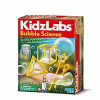 Набор для творчества 4M Волшебные пузыри (00-03351)