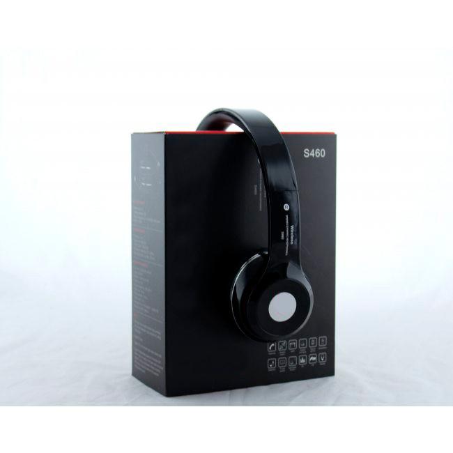 Бездротові навушники з мікрофоном S460 BT
